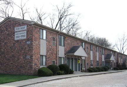 Amber House West Apartments